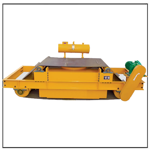 Self-Cleaning Oil Cooling Electromagnetic Separator