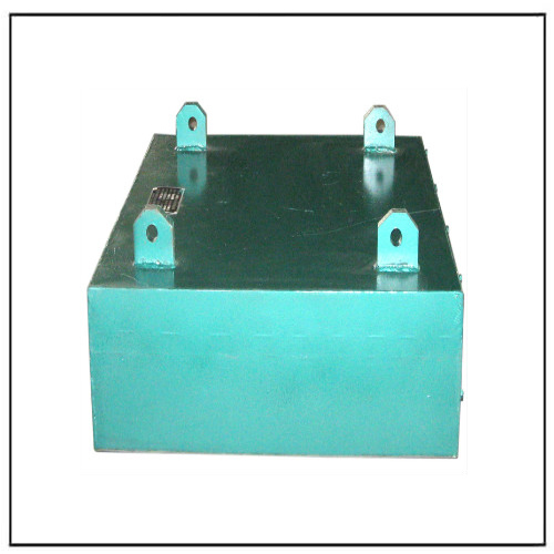 Suspended Plate Magnet Separator