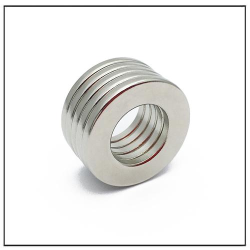 Neodymium Permanent Ring Magnets