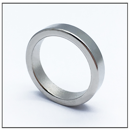 Ring Neodymium Rare Earth Magnet