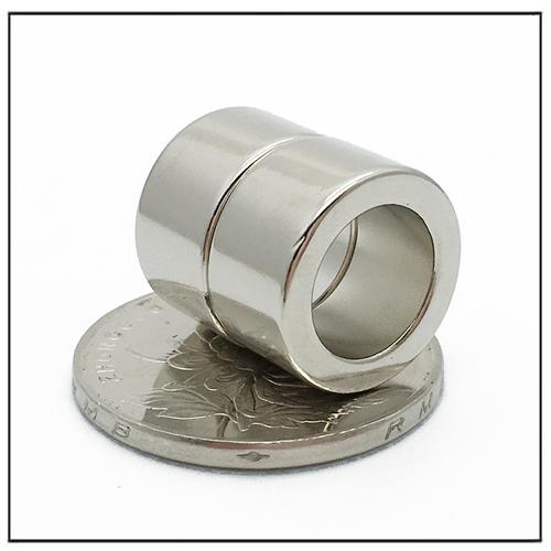 Ring-shaped NdFeB Super Magnets