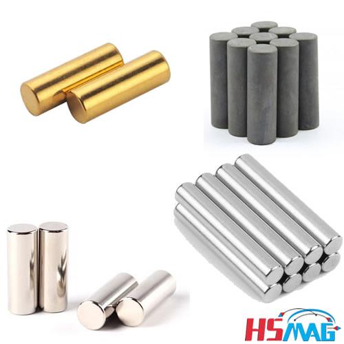 Neodymium Rod Magnets