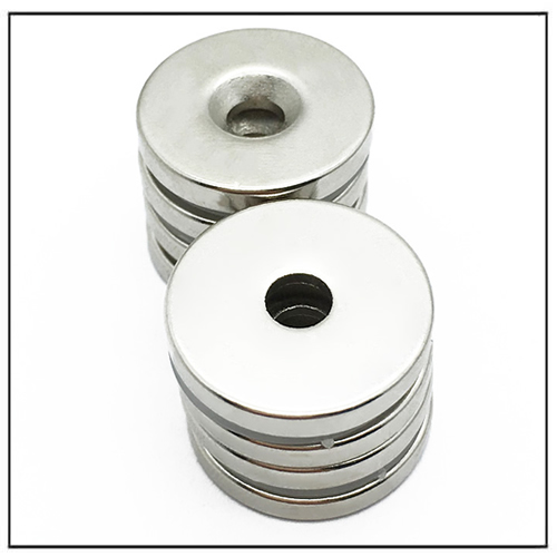 Neodymium Round Countersunk Magnet