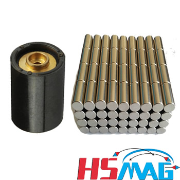 Sintered and Bonded Neodymium Cylinder Magnets