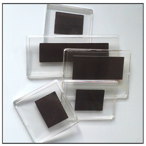 Acrylic Photo Frame Magnet