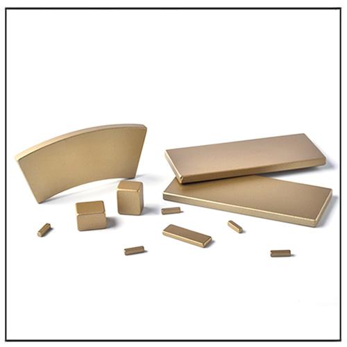 Customized Everlube Coated Magnets
