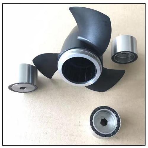 Neodymium Magnetic Assembly for Motor