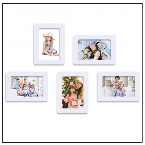 Originality Paper Magnetic Photo Frame Fridge Magnets