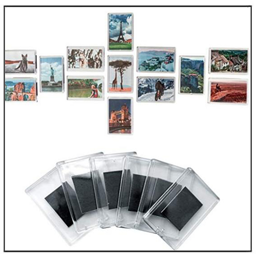 Photo Insert Acrylic Magnets