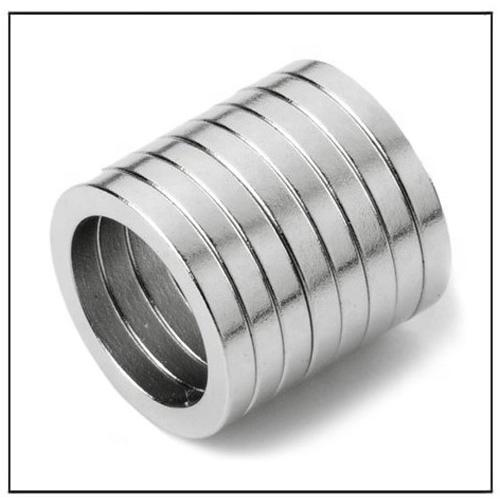 Sintered NdFeB Ring Radial Magnet