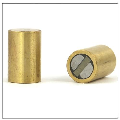 SmCo Bi-pole Deep Pot Magnet