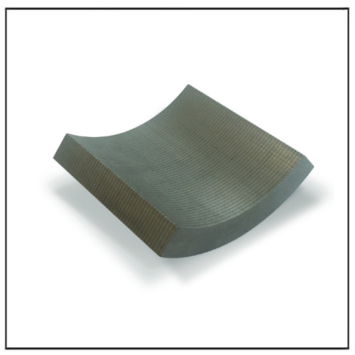 PM Motor Laminated Rare Earth Magnets