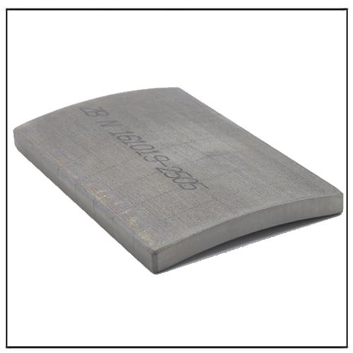 Reduction Eddy Current Loss Neodymium Lamination Magnets