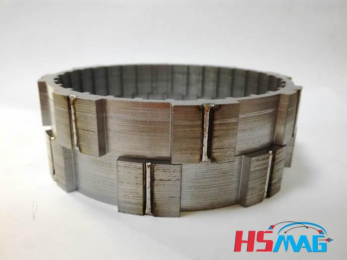 high speed Tungsten Carbide Stator Rotor Lamination