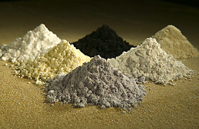 China rare earth oxides