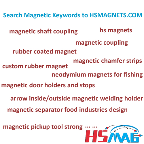 HSMAG website search magnetic keywords