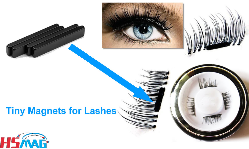 Tiny Magnet Lashes