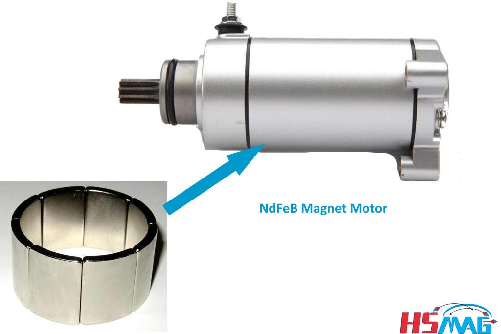 NdFeB Magnet Motor