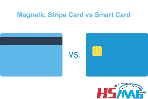 Magnetic Stripe Card vs Smart Card
