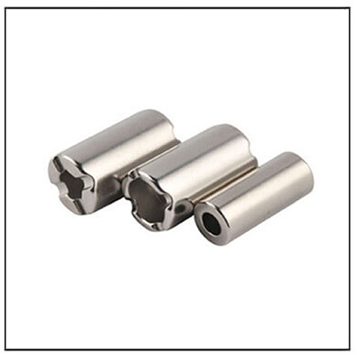 Customized Tube Shape Neodymium Magnets