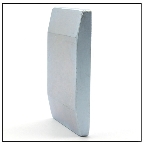 Customized Zinc Plating Rare Earth Ndfeb Trapezoid Motor Magnet