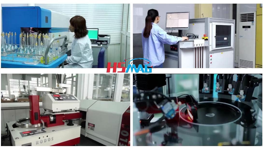 HSMAG Magnets Equipment