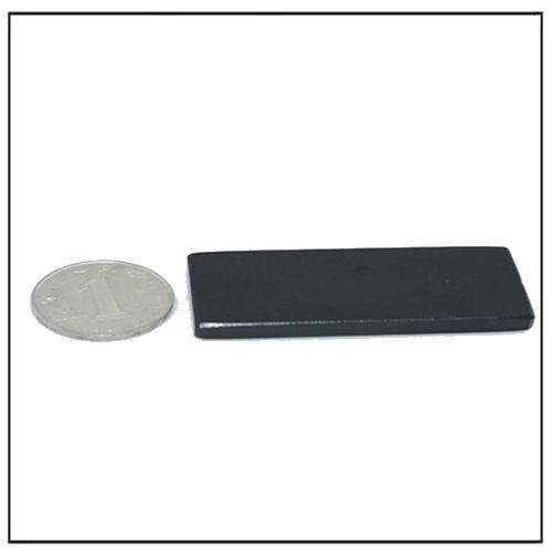 Sintered Neodymium Block High Performance Magnets Epoxy Plated