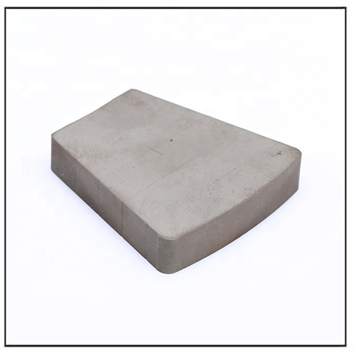 Axial Flux Motor Laminated Magnets