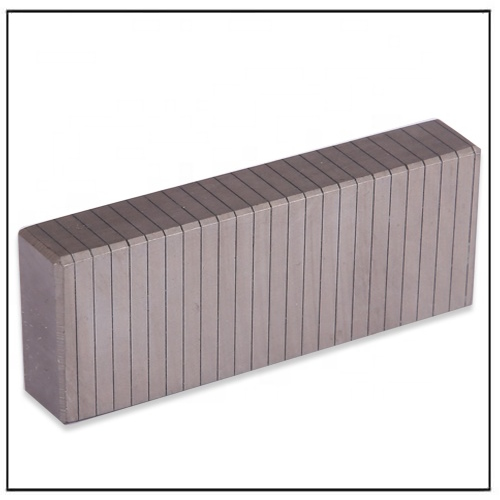 Rectangle Laminated Magnets for Synchronous BLDC Motor