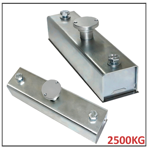 2500KG Pull Force Galvanized Shuttering Magnet Assembly