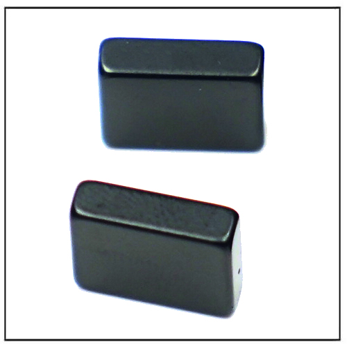 Epoxy Covered Rare Earth Sintering NdFeB Magnets N38M