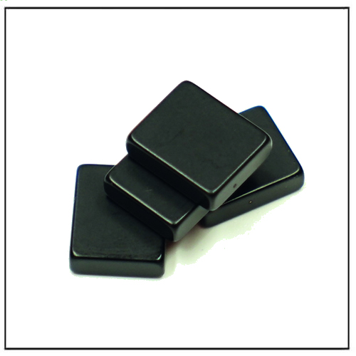 Epoxy Covering Block Square Strong Neodymium Magnet N38EH