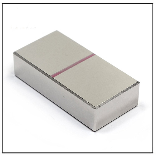 High Operating Temperature Block Wind Turbine NdFeB Magnet