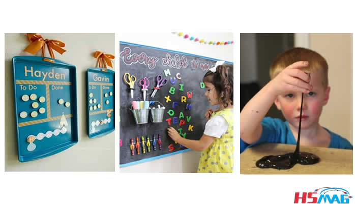 Magnet Ideas for Kids