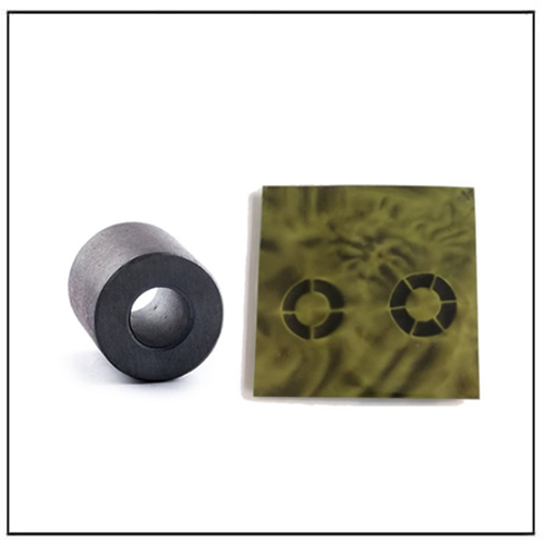Multipolar Ceramic Ring Cylinder Magnet