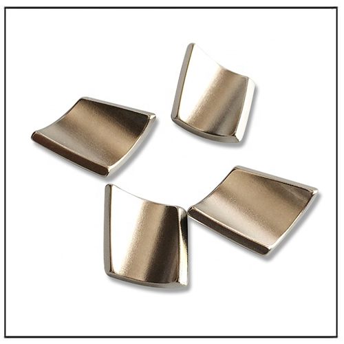 N35SH Twisted Permanent Magnets for Industrial Motor