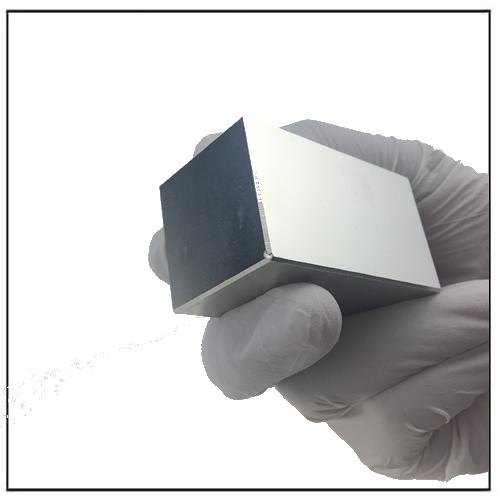 N42 Vacume Sintered Neodymium Rectangle Bar Magnet