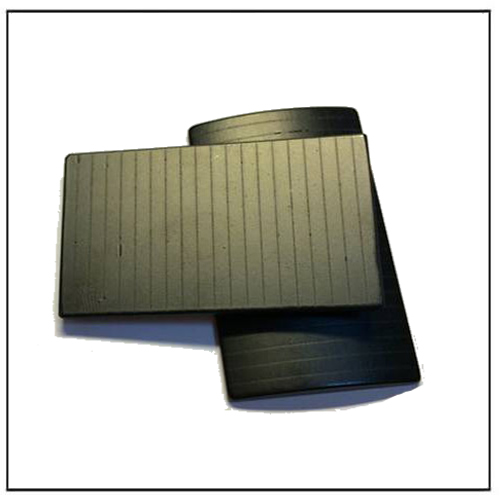 Sintered NdFeB Laminated Permanent Magnets for Motor