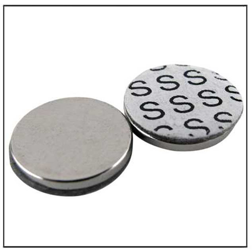 South Pole Magnet Neo Self Adhesive
