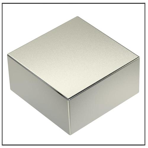 Super Strong N50 Sintered Neodymium Magnet Block Square