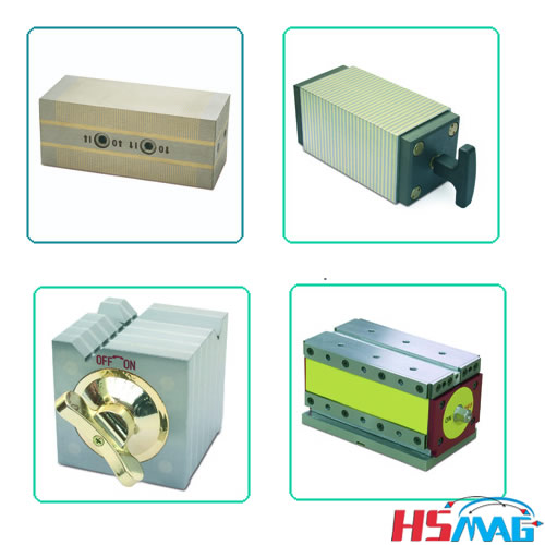 Permanent Magnetic Clamping Blocks