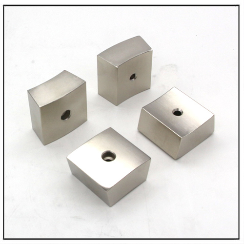 Tile Permanent Magnet for Elevator Gearless Traction Machine