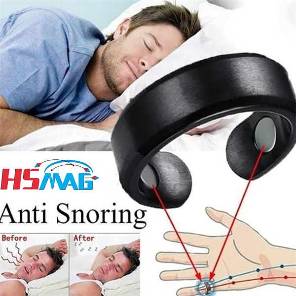 Anti Snoring Magnetic Ring