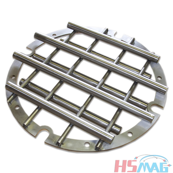 Magnetic Grate Assembly