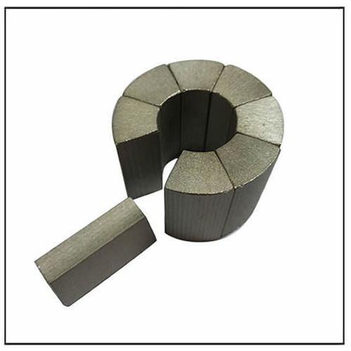 Motor Arc SmCo Permanent Magnet