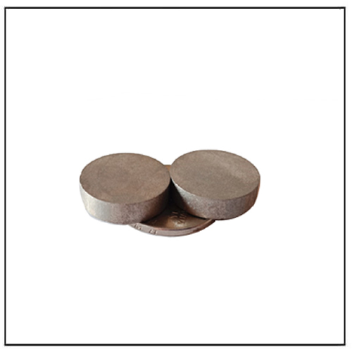 SmCo Disc Round Permanent Magnet