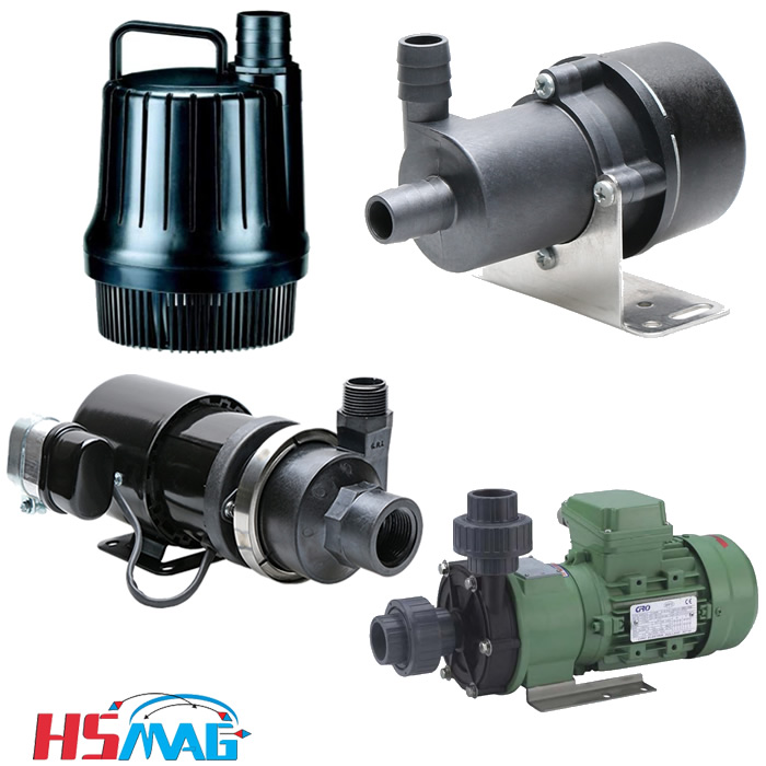 Submersible Pond Pump  Magnetic Drive Pump