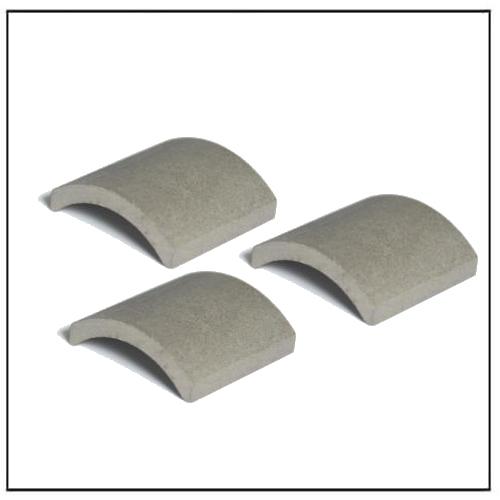 Tile Shape Rare Earth Samarium Cobalt Magnets