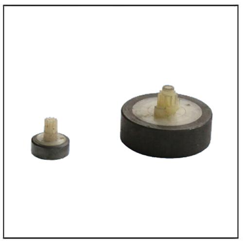 Customized Radial Multipole Ferrite Rotor Magnets