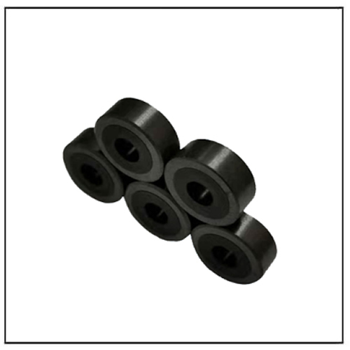Radial Ferrite 24 poles Motor Encoder Hall Sensor Ring Magnets